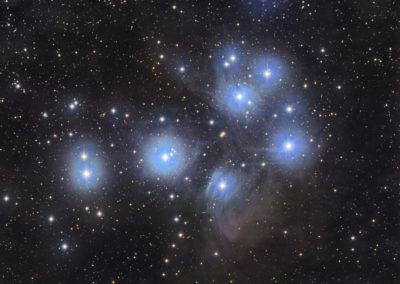 M 45 (Pleiadi)