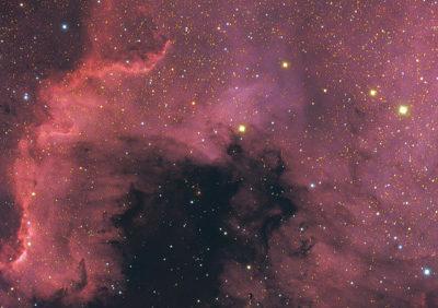 NGC7000 (Nord America)