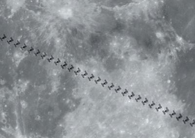 Transito ISS