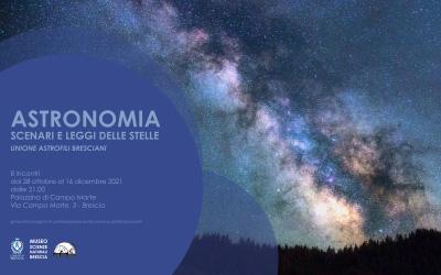 Astronomia: scenari e leggi delle Stelle